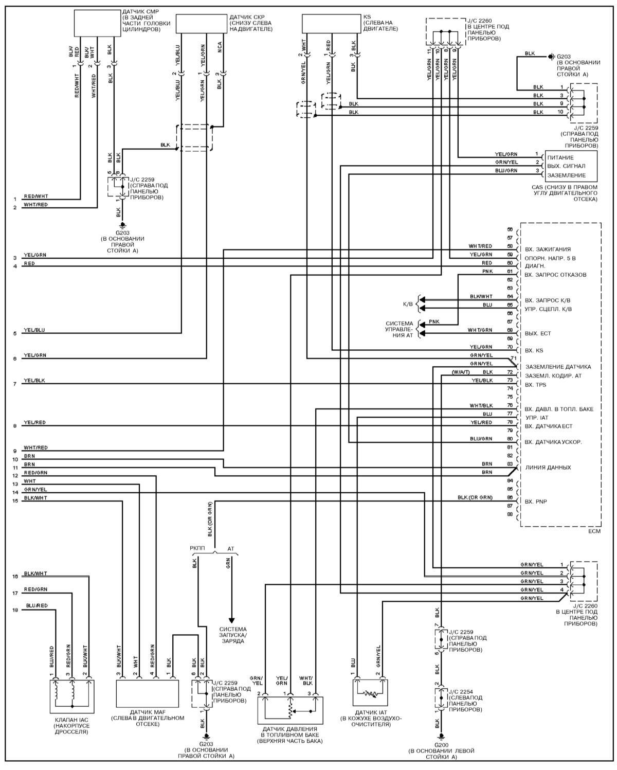 Схема киа спортейдж 1 фото 665