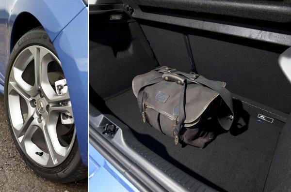 Renault Clio GT-Line 120 багажник