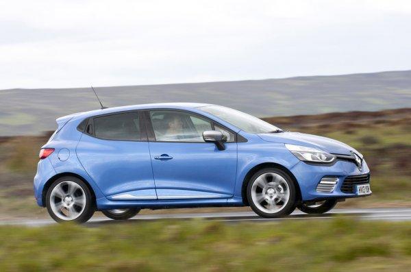 Цена и технические характеристики Renault Clio GT-Line 120