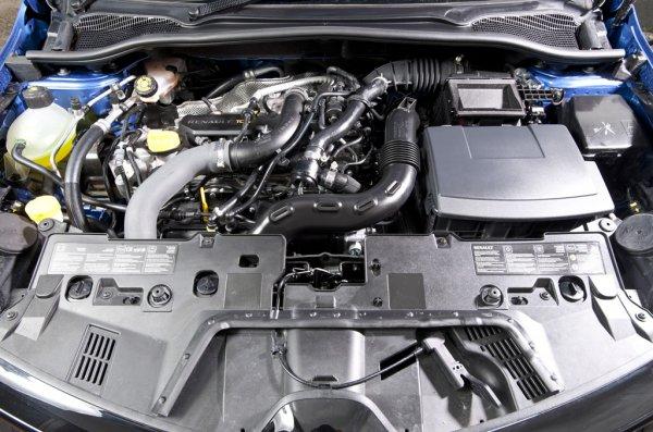 Renault Clio GT-Line 120 2014 двигатель