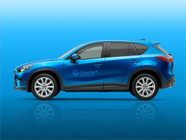 Mazda CX-5 2013 тес-драйв
