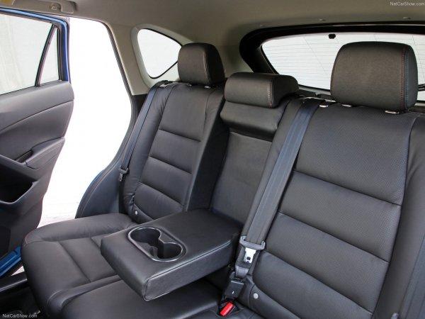 Mazda CX-5 2013 фото салона