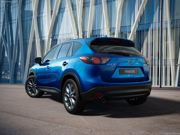 Mazda CX-5 2013 фото обзор