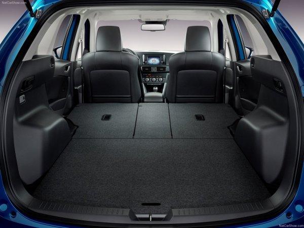 Mazda CX-5 2013 фото багажник