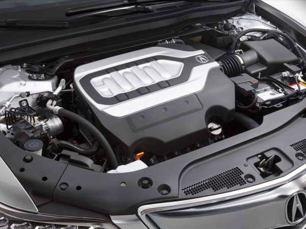 Технические характеристики Acura RLX 2014