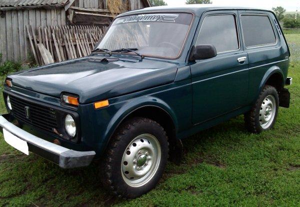 Lada 4?4 - самые продаваемые кроссоверы в Украине
