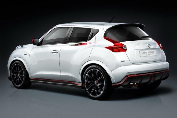 Nissan Juke Nismo - фото