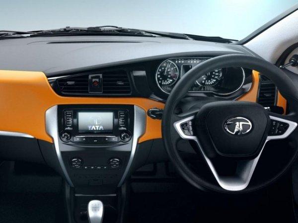 Tata салон автомобиля
