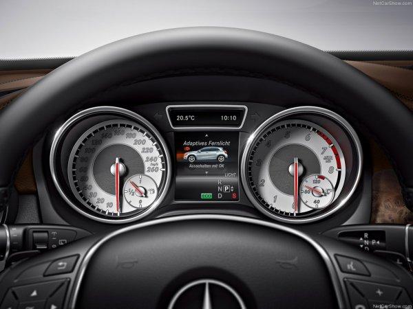 Фотографии Mercedes - GLA-Class 2014