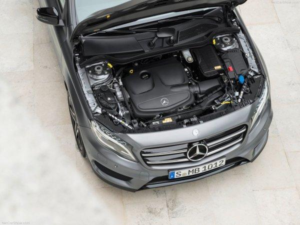 технические характеристики Mercedes GLA