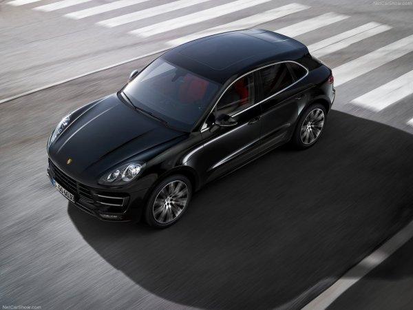 Фотографии Porsche Macan S Turbo