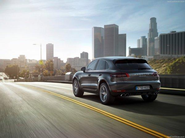 Внешность и габариты нового Porsche Macan S