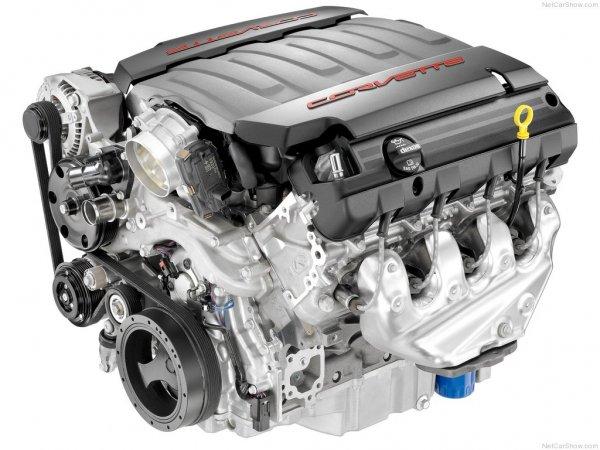 Технические характеристики Chevrolet Corvette 2014 C7 Stingray
