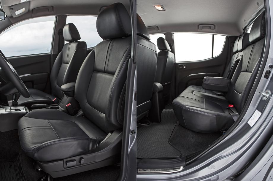 Обзор Mitsubishi L200 2014 года