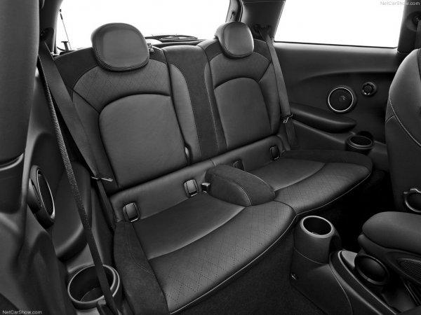 Mini Cooper S салон