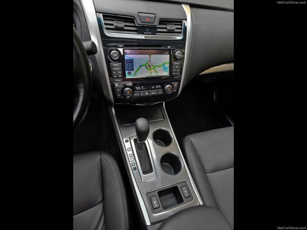 Салон Nissan Teana 3