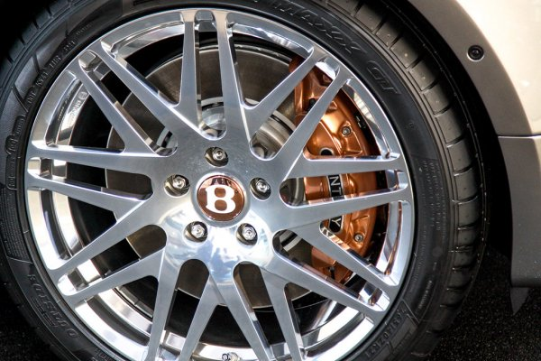Диск Bentley Hybrid Concept