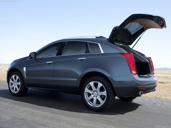 Багажник Cadillac SRX 2014