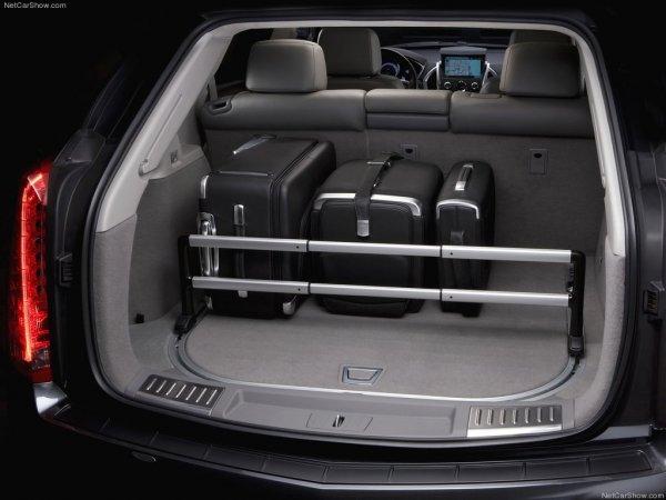 Багажник нового Cadillac SRX