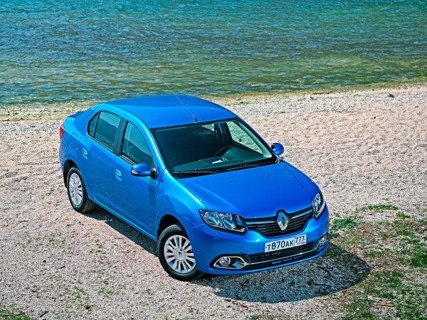 Комплектация и цена Renault Logan 2014