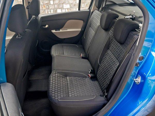 Задние сиденья Renault Logan 2014