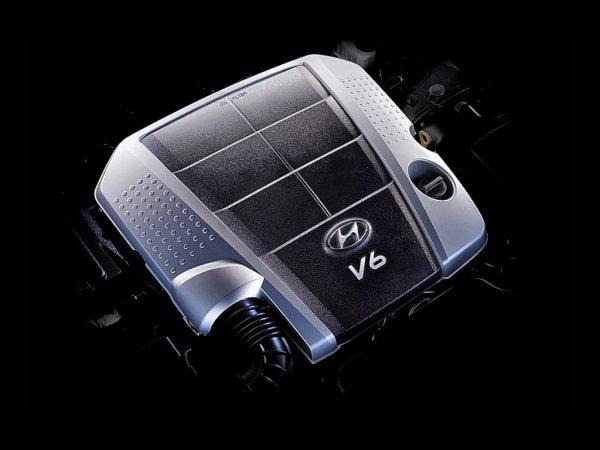 Технические характеристики Hyundai Grand Santa Fe 3