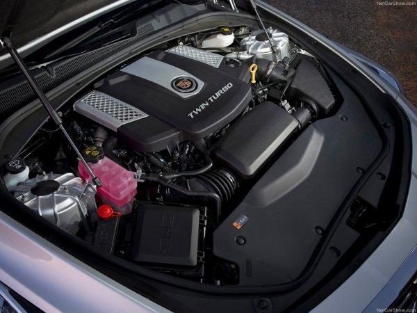 Технические характеристики Cadillac CTS 2014