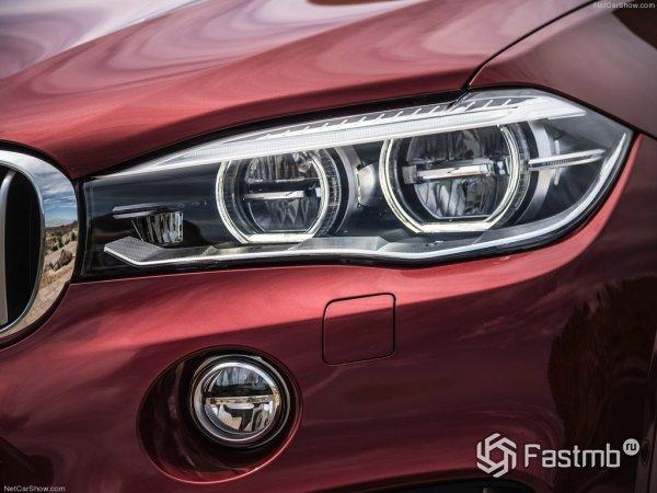 Технические характеристики BMW X6 2015
