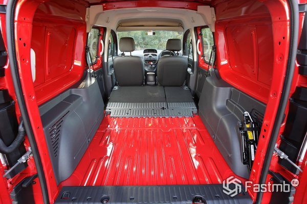 Багажник Renault Kangoo 2014 Maxi Crew Van