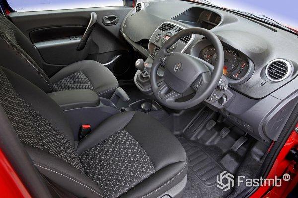 Салон Renault Kangoo Maxi Crew Van 2014