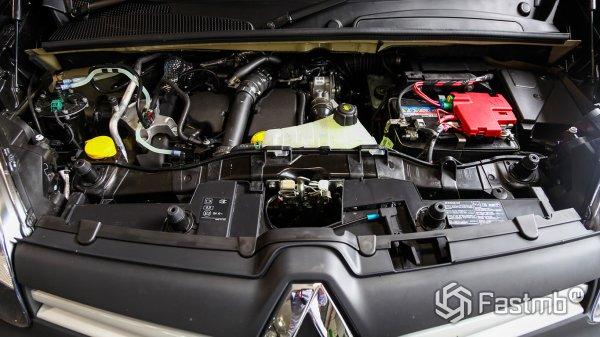 Технические характеристики Renault Kangoo 2014 Maxi Crew Van