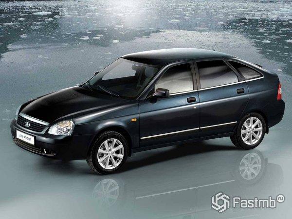 Цена на Lada Priora с АКПП 2014