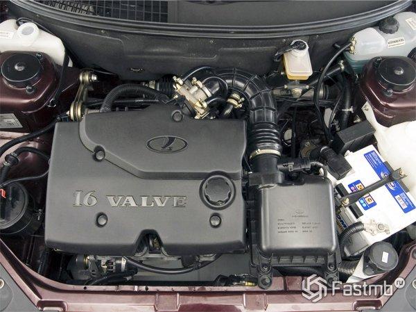 Двигатель Лада Приора 2014