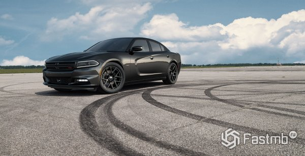 Dodge Charger 2015 SRT Hellcat