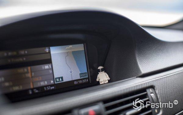 Салона тюнингованного BMW E92 M3