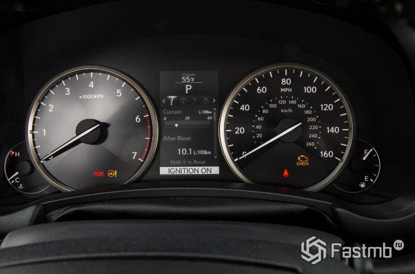 Спидометр Lexus NX300h F Sport 2015