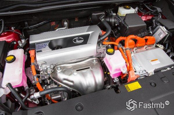 Технические характеристики и цена Lexus NX300h F Sport