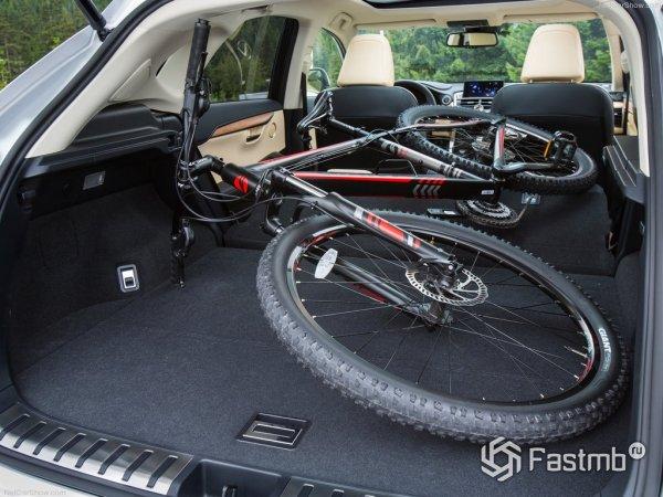 Багажник Lexus NX300h F Sport