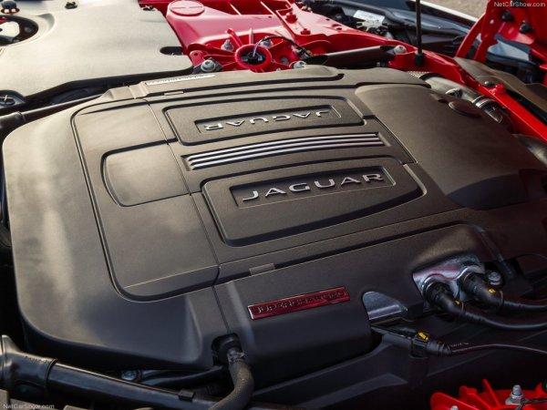 Технические характеристики Jaguar F-Type R Coupe 2014