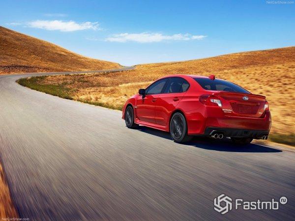 Комплектация и цены на Subaru WRX 2014-2015