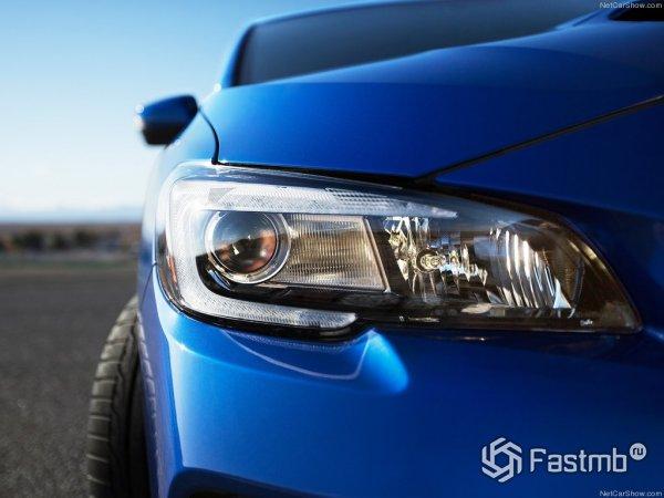 Subaru WRX STI 2014-2015