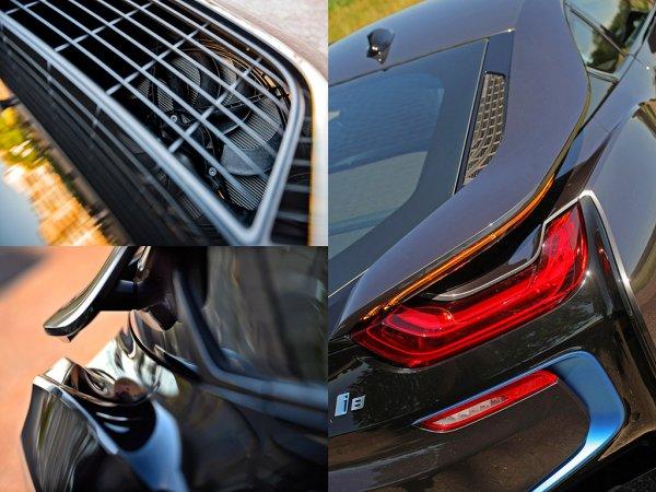 Спойлер BMW i8