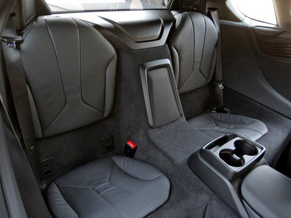 Задние сиденья BMW i8 154 л