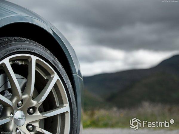 Aston Martin Rapide S 2015