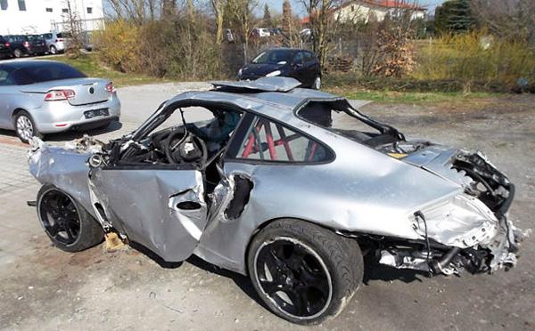 Самый дешевый Porsche 911 Turbo