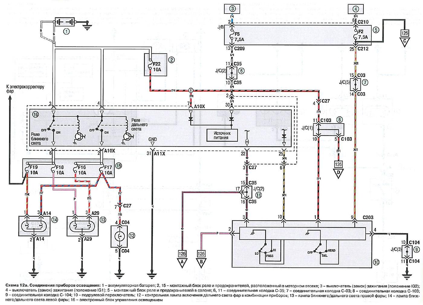 Схема электрооборудования мицубиси лансер фото 564