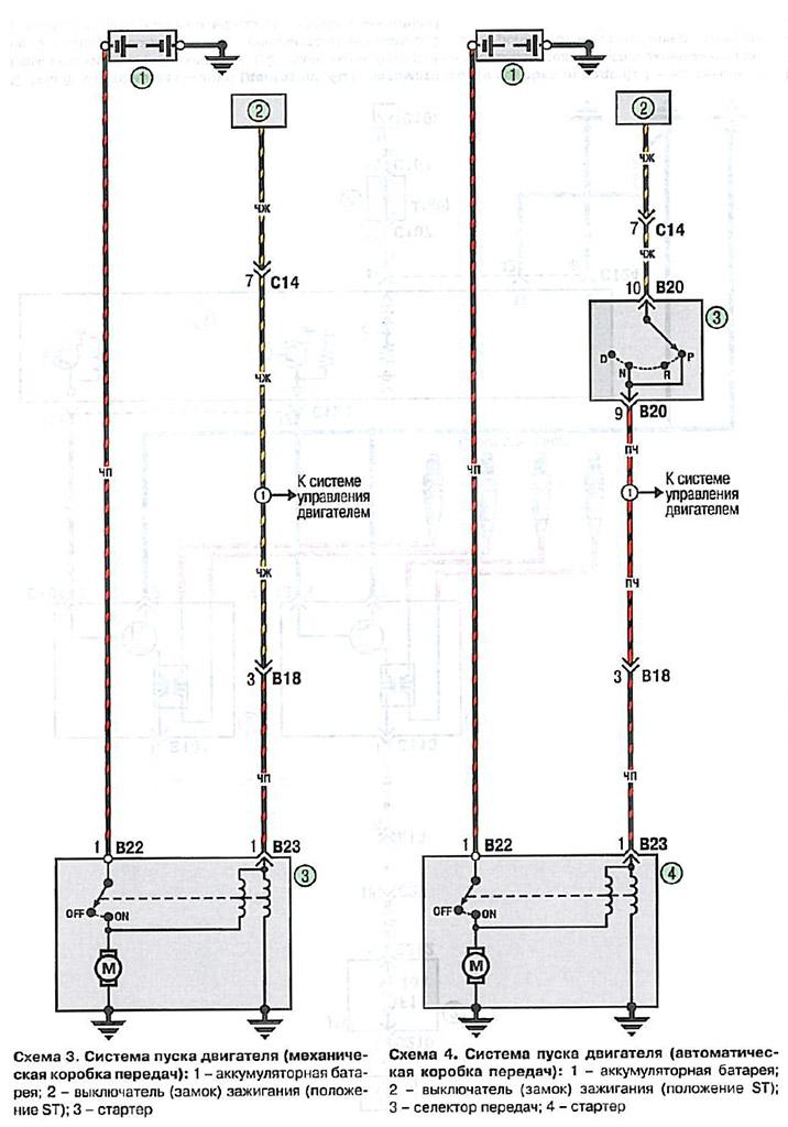 Схема электрооборудования мицубиси лансер фото 574