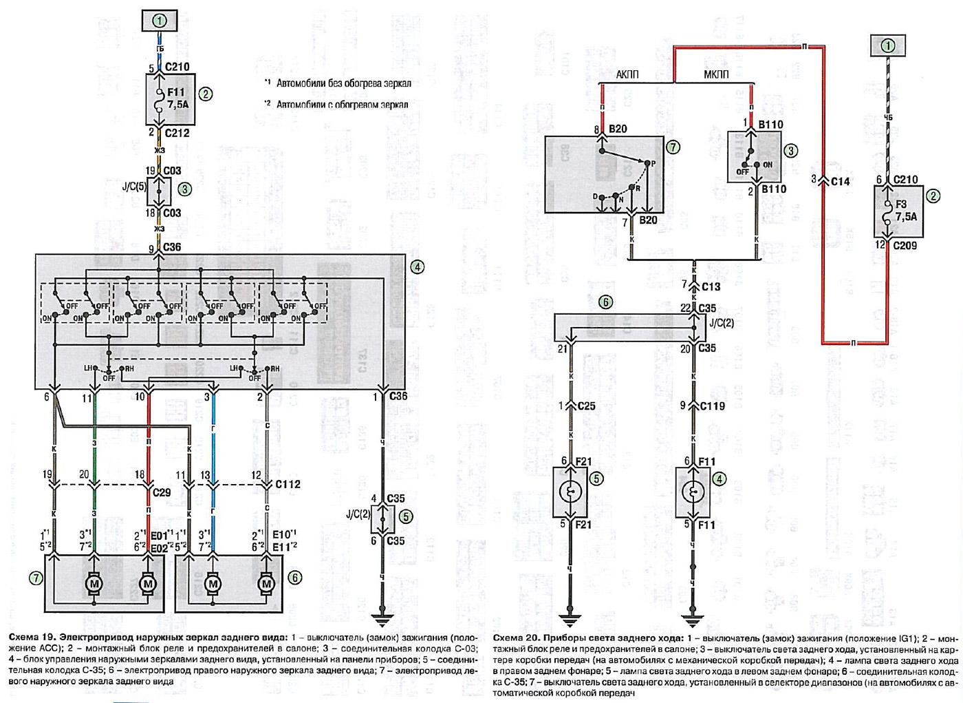 Схема электрооборудования мицубиси лансер