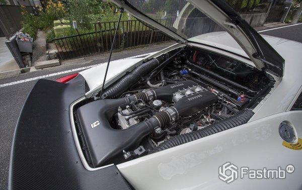 Двигатель Ferrari 458 Challenge