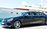 Шестидверный лимузин Mercedes-Benz E-класса от компании «BINZ»